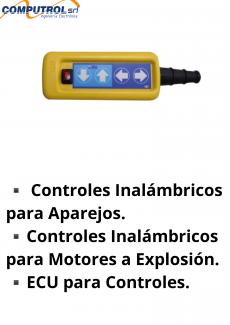 Controles para Motores y Sistemas Hidráulicos