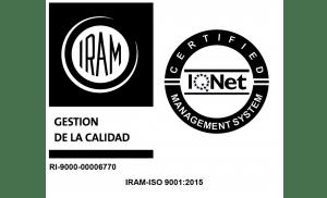 IRAM ISO 9001 2015 RI 6770